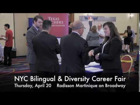 NYC Bilingual & Diversity Job Fair