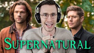 Watching only the FIRST and LAST episodes of *Supernatural*