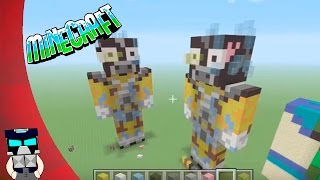 Minecraft Pixel Art skin Bboymoreno92 (Como hacer a Bboymoreno92 en Minecraft)