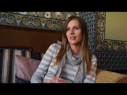 Miriam Šmahel Kalisová podporuje nitriansky Klub darcov