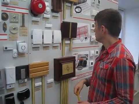 видео: zamel sundi проводные звонки