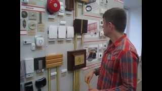 видео Проводные и беcпроводные звонки