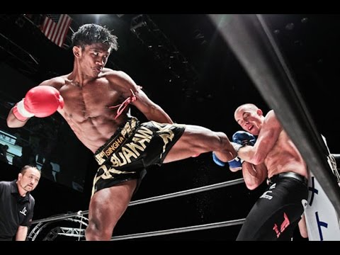 Buakaw - AMAZING Fighter (Highlights) by Johan Lofgren