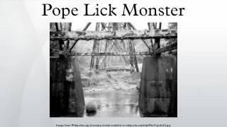 Pope Lick Monster