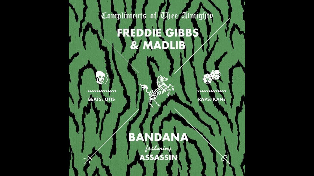freddie gibbs bandana feat. assassin