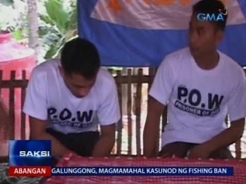 Saksi: 2 Sundalong Bihag Ng NPA, Pinalaya Na
