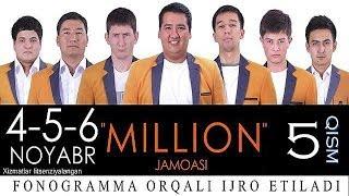 Million Jamoasi 2013 5-qism