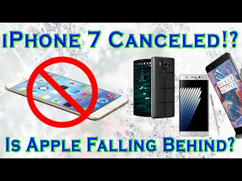 What The Hell is Going on With Apple? | iPhone 7 Pro Cancelled? | Apple Is Not Innovative Anymore