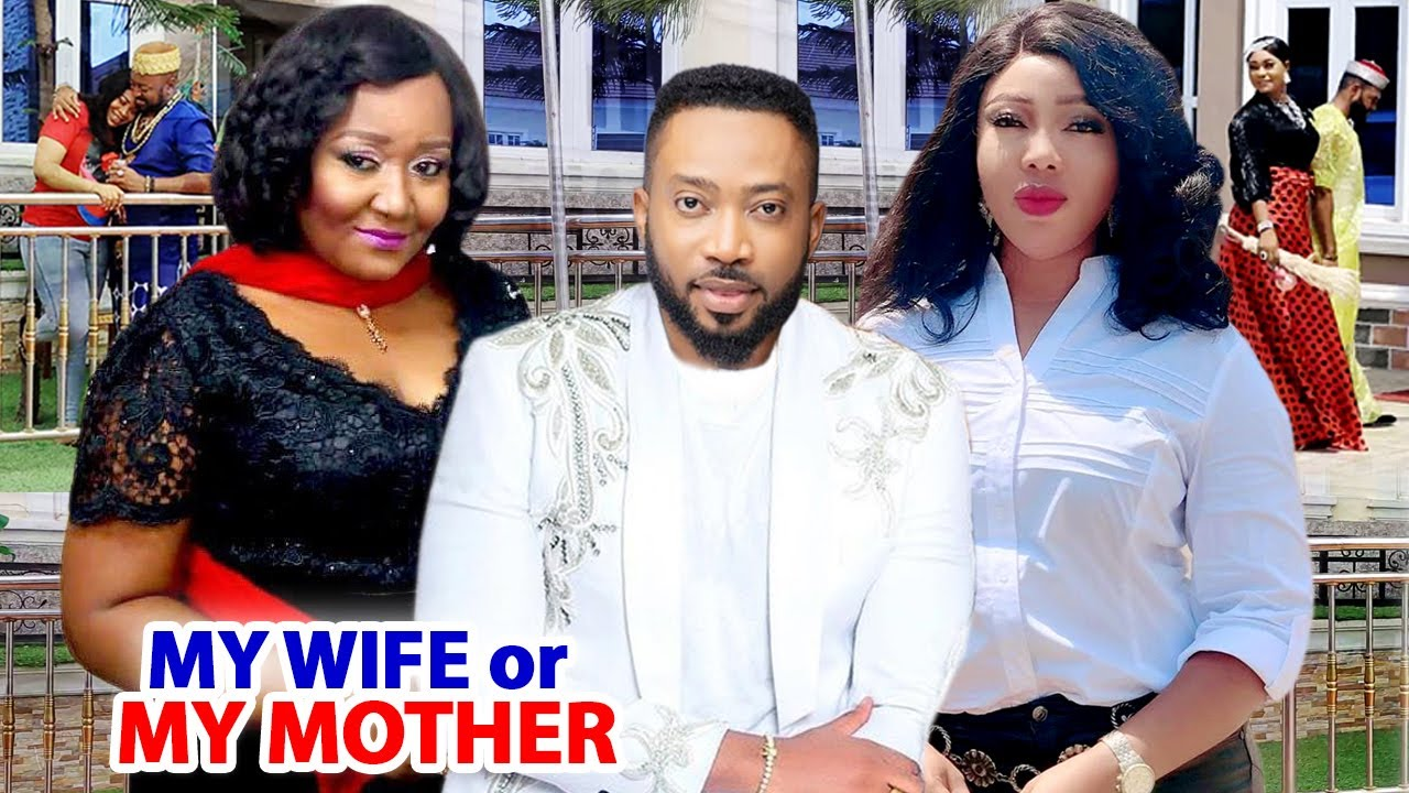 Download MY WIFE OR MY MOTHER COMPLETE MOVIE -(Fredrick Leonard) 2020 Latest Nigerian Nollywood Movie