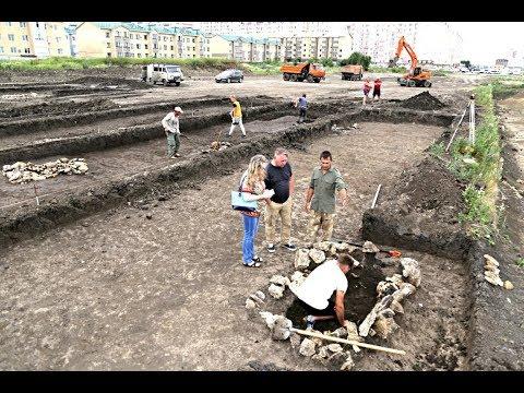 Археологические сокровища найдены в Ставрополе