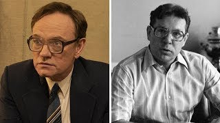 HBO Chernobyl characters and the real persons