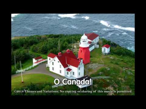 """O Canada"" - Updated Lyrics and Vocals"
