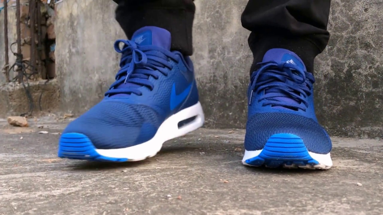 47d62e6c32 ... shopping nike air max tavas blue unboxing and on feet cc698 49820