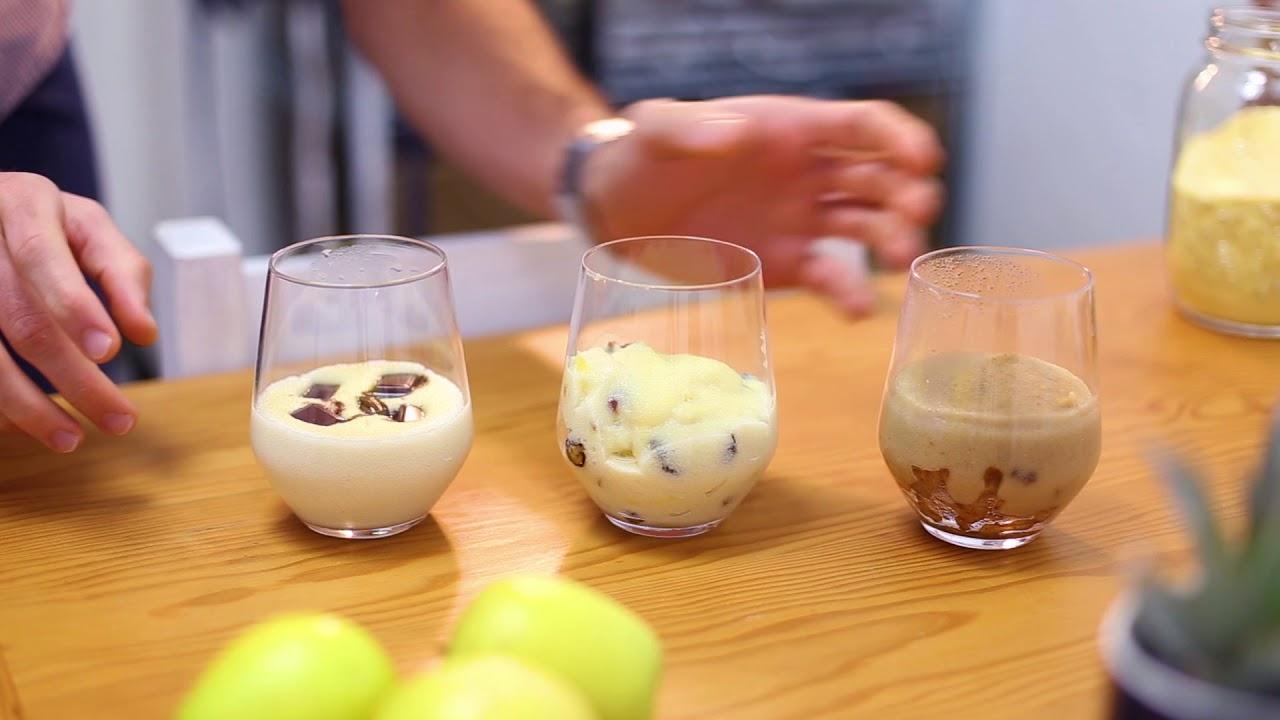 Dessert de Crise : Gâteau de semoule en trois versions