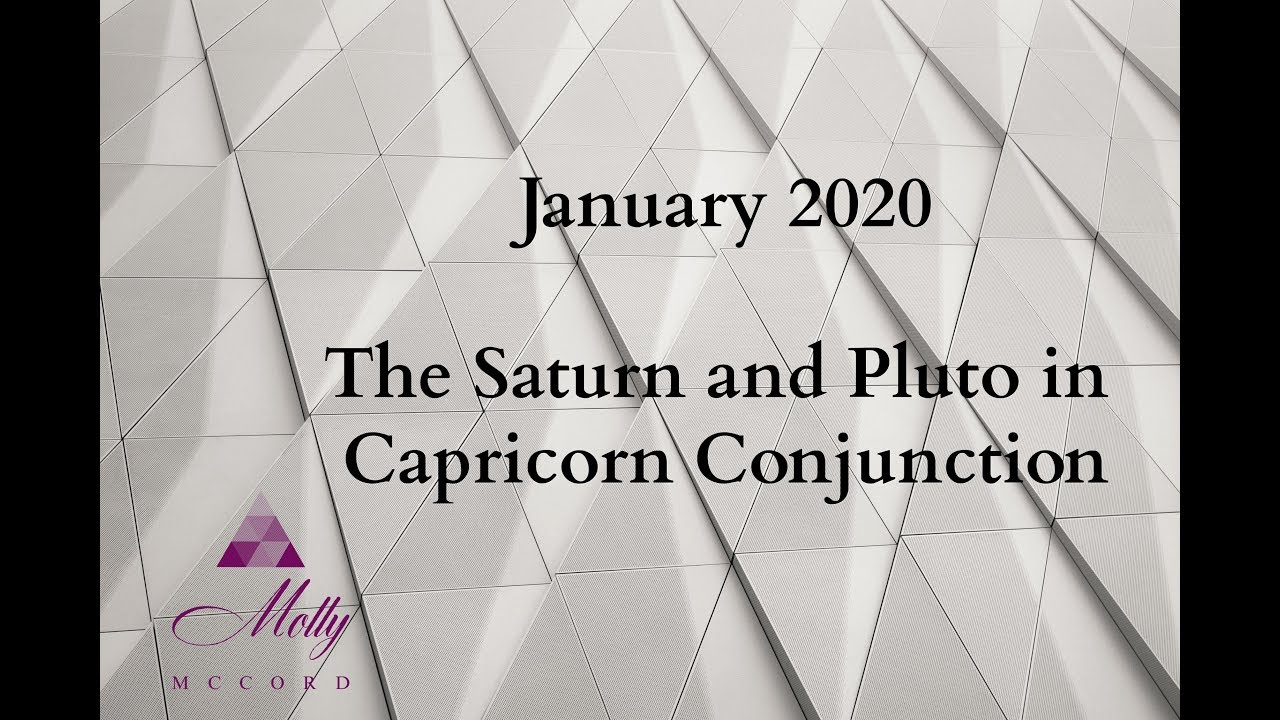 Significance of the 2020 Saturn-Pluto Conjunction ~ Podcast