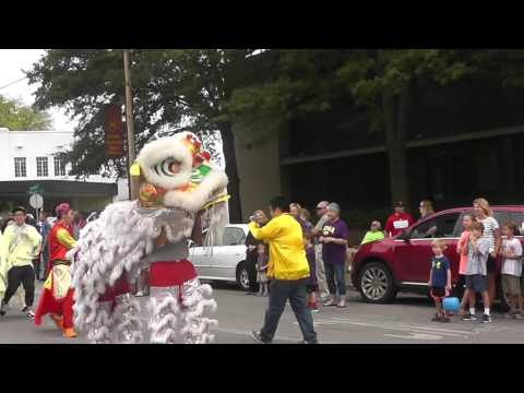 UNA Home Coming Parade - October 15, 2015-Part 3