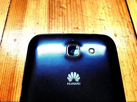 Huawei Ascend G730 - большой бюджетный смартфон - видео обзор