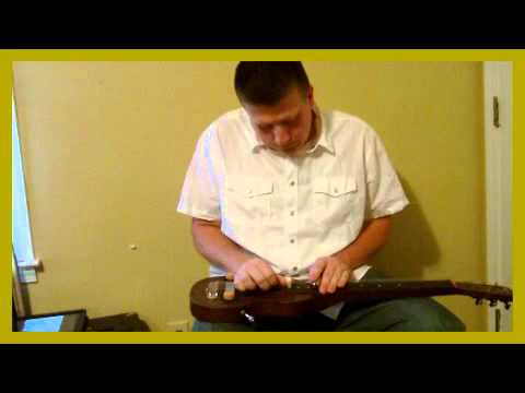 Scott Kilborn (Lap Steel) Song # 2
