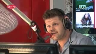 Coen en Sander Show Sander 10 Jaar bij 3FM