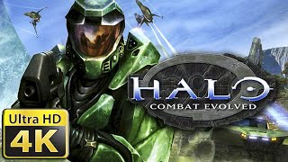 Old Games in 4k : HALO Combat Evolved