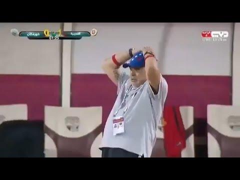 Al no ascender, Maradona se fue del Al Fujairah