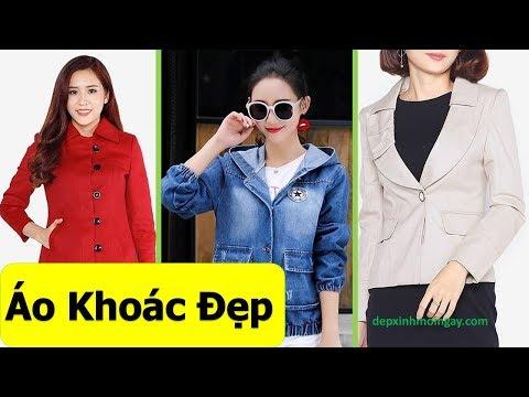 50 áo Khoác Nữ đẹp Thời Trang được ưa Chuộng T4