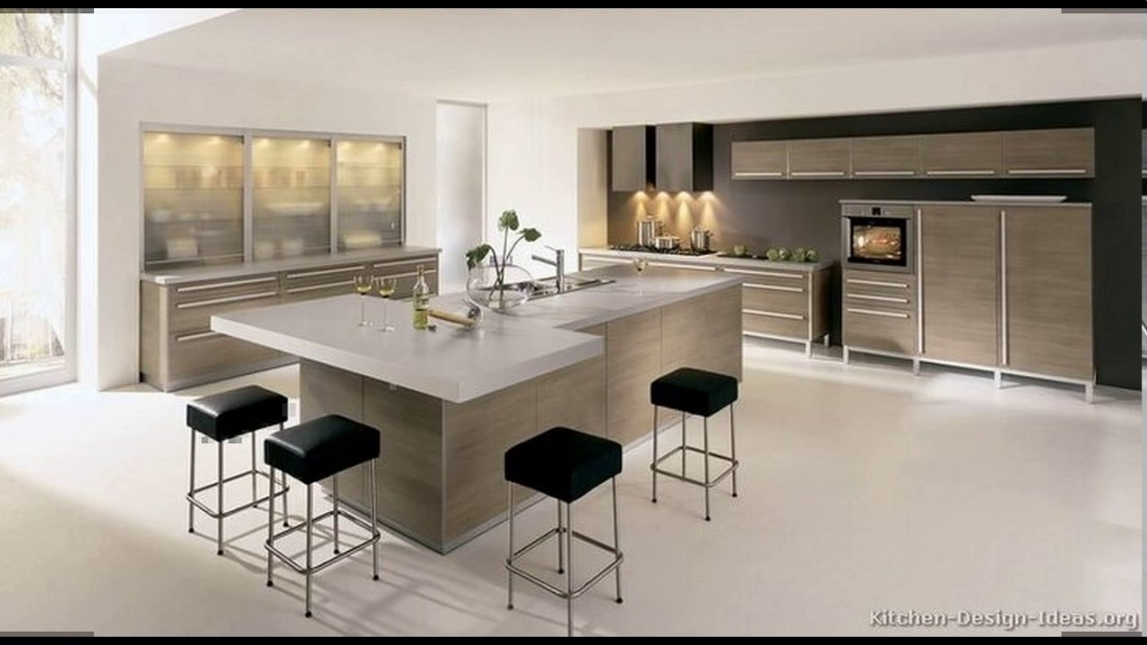Alno kitchen design - YouTube