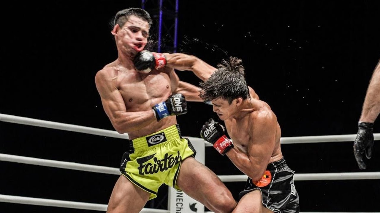 ONE Championship's Best Muay Thai Punches | The Art Of Eight Limbs Highlights