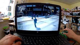 видео Ноутбук HP 15-bs045ur (1VH44EA)