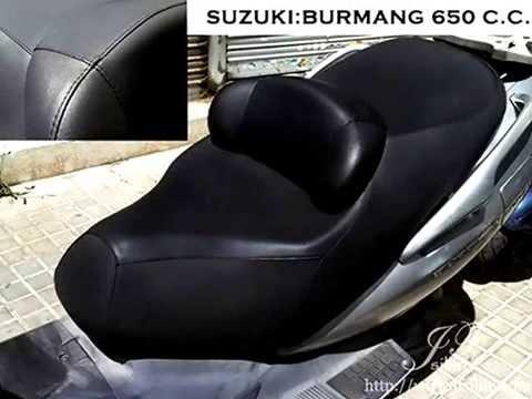 Tapizar asientos de moto skooters y mega skooters youtube - Como tapizar un sillon ...