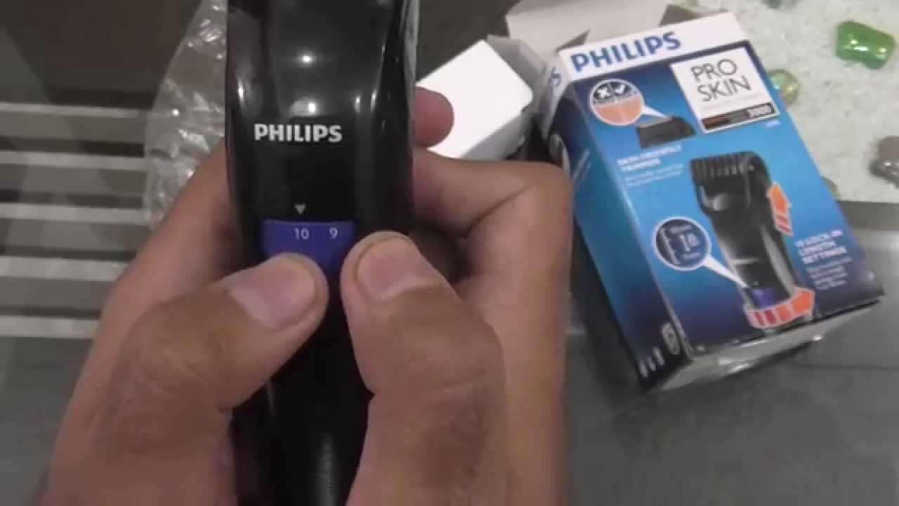 philips bt3200 15 beard trimmer unboxing youtube. Black Bedroom Furniture Sets. Home Design Ideas