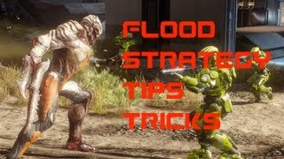 Flood Strategy, Tips & Tricks Ep.1 - Halo 4 Multiplayer