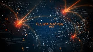 Illumination Map After Effects Template