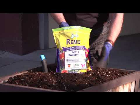 Remix soil boost - Anderson's Seed & Garden