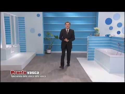 Prontovasca sostituzione vasche da bagno in 2 ore youtube - Sostituzione vasche da bagno ...