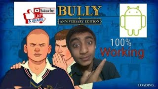 Download Rockstar Bully on android for free | 100 % working | Shahmeer Helps