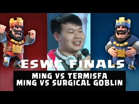 MingSheng (鸣圣) wins AGAIN: ESWC 2016 Finals w/ OJ and NickatNyte