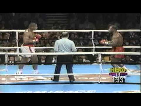 One of Boxing's Greatest Rounds: Holyfield vs. Bowe I, Round 10 ...