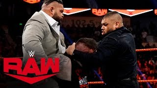 AOP viciously attack Kevin Owens: Raw, Dec. 2, 2019