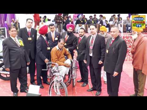 Maharja Ranjit Singh Gold Kabbadi Cup Phillaur 2014 Part 1 (Media Punjab TV)