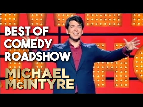 Best Of Comedy Roadshow | Michael McIntyre