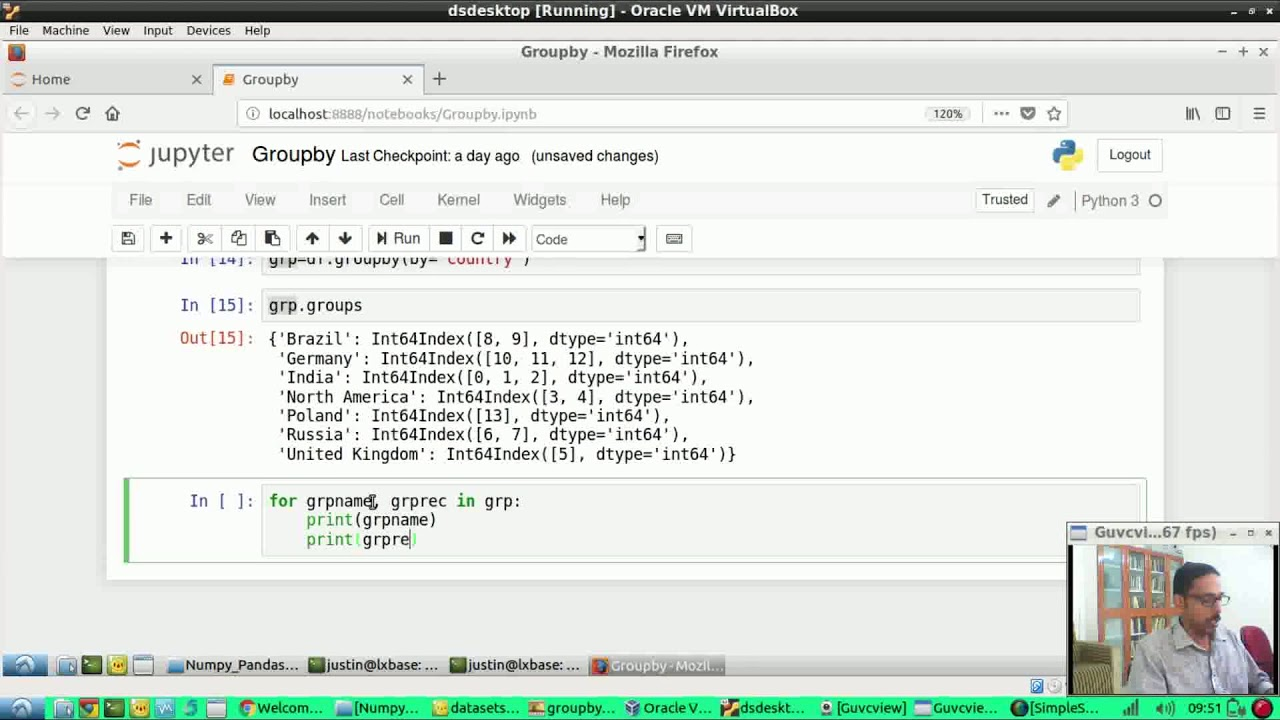 Pandas and SQL – A Comparison of GROUP BY operation – NotesPoint
