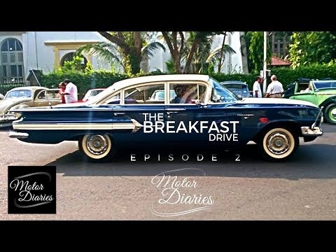 Vintage Cars In Mumbai - The Breakfast Drive | Motor Diaries