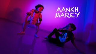 Aankh Marey || Kids Dance Choreography By Shrikesh Magar