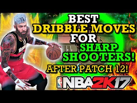 NBA 2K17 BEST DRIBBLE MOVES FOR SHARP SHOOTERS, SLASHERS, & LOCKDOWN DEFENDERS!! HOW TO CHEESE!