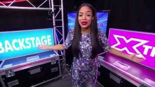 Sarah-Jane Crawford's Xtra Factor Teaser | The X Factor UK 2014