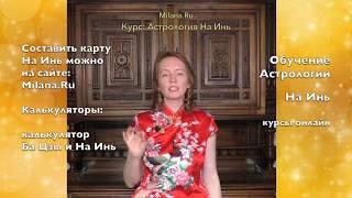 Мілана Мінаєва: Астрологія На Інь