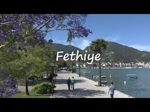 Fethiye   The Jewel of Turkey    Part 1
