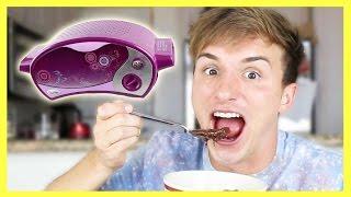 Easy Bake Oven Brownies *fail* | Lucas