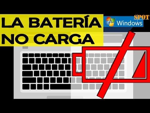4 soluciones si la batería de tu PC no carga o no al 100%